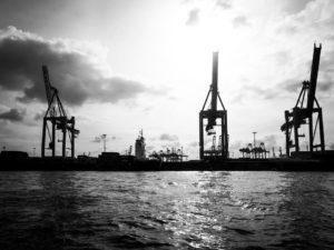 Hamburger Hafen - Abhörsicherheit